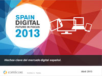 Estudio Mercado Digital España 2013